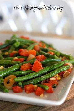 Simple roasted vegetables recipe real foods dishes and recipes grandma julias green beans forumfinder Gallery