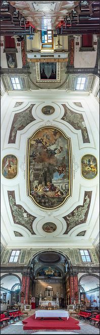 Chiesa dei SAnti Apostoli.Venezia