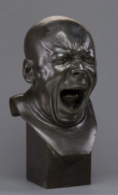 "Franz Xaver Messerschmidt ""The Yawner"" 1771-81"