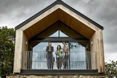 Grand Designs' Kevin McCloud visits Co Down couple Micah and Elaine Jones at their Ballygowan home
