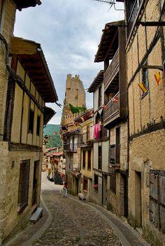 Frías, Burgos, España.