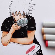 📙 Kakashi-sensei 📙 Hello everyone! Have a nice day! I hope you like it! 😘 (ORIGINAL DRAWING CREATED BY @KANZZZAKI ♡ here's her tumblr page if you want to see more! 👉 kanzzzaki.tumblr.com 👈 ) . . . Tags: #Naruto #NarutoShippuden #Kakashi #kakashisensei #kakashihatake #hatake #hatakekakashi #team7 #Narutodrawing #NarutoArt #NarutoFanart #Animedrawing  #anime #konoha #konohagakure