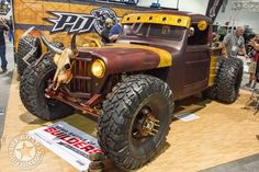 Rat Rod Crawler