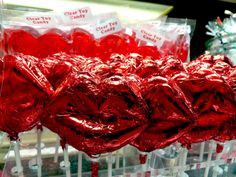 Sweet, sweet chocolate lips... www.dunmorecandykitchen.com