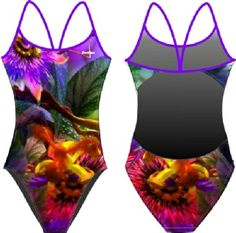 DELFINA: Walpapers & Screensavers Designer Collection DELFINA PASSION FLOWER OPENBACK Water Polo Suits, Synchronized Swimming, Swimming Gear, Designer Collection, Bespoke, Bodysuit, Daughter, Swimsuits, Boys