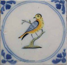 Bristol delft tile, circa 1750 More stock available at www.martynedgell.com or follow us at www.facebook.com/martynedgellantiques