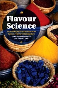 Flavour Science, an extensive review of the most recent symposium, presents the latest in flavor research, enriching the chemistry-based vision of most flavorists and flavor chemists with understanding from a broad range of fields, including human physiology, ethology, psychophysics, genetics, bioinformatics or metabolomics.