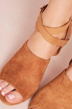 Slide View: 4: Matiko Michelle Block Heel Sandals