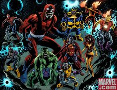 marvel zombies are my favorite!