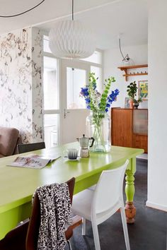 Koti Hollannissa - A Home in the Netherlands vtwonen Kuvat: Jeltje Janmaat Koti Brookl...