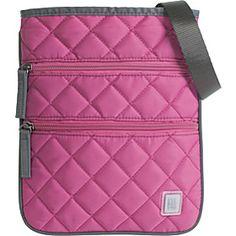 Ellington Handbags Annie Crossbody Purse - Raspberry
