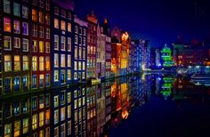 Top 20 Most Colorful Places in the World~ Amsterdam, Netherlands