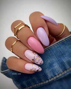 Gelish Nails, Pink Nails, Minimalist Nails, Best Acrylic Nails, Pretty Nail Art, Dream Nails, Nail Art Hacks, Gorgeous Nails, Swag Nails