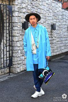 Japanese fashion, Tokyo street style