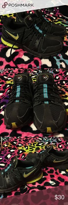 💕RARE💕Nike N7 shoes👟✔️ Great shape slightly used but plenty of life left. Their rare and can't get them anymore Nike Shoes Sneakers