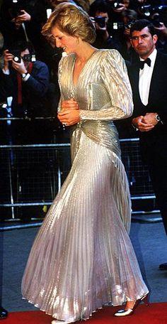 Princess Diana (1985) The princess was nicknamed