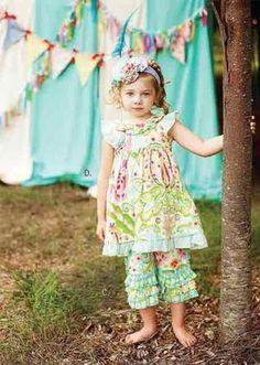 insp    Designer Mustard Pie vintage look girls Hannah dress for party | eBay