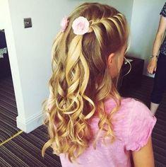 Hermosos Peinados para la Princesa de la Casa