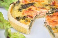 Tarte saumon et épinards : une recette facile et rapide
