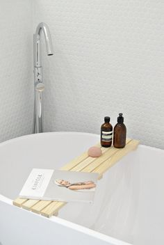 diy wood bathtub tra