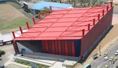 Coliseo de Hockey - Jorge Herrera Barona #Cali #Colombia - Capital Deportiva.