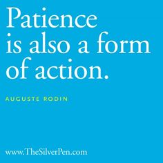 Hollye Jacobs, Breast Cancer Survivor - Quotes & Inspiration - Patience is...