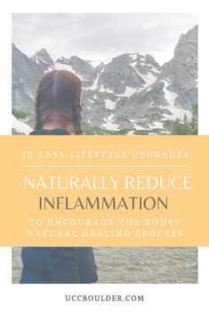 Boulder Chiropractor explains how to naturally reduce inflammation with Anti-inflammatory foods and lifestyle changes to jumpstart the natural healing process. Upper Cervical Chiropractic, Chiropractic Care, Immune System Boosters, Boost Immune System, Natural Cough Remedies, Natural Health Remedies, Body Inflammation, Autoimmune Diet, Natural Antibiotics