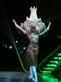 Tropicana, dance show