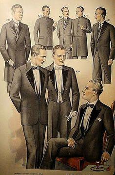 .História da Moda.: A Moda e o Tempo: Os anos 1920