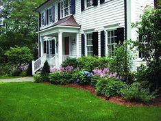 Foundation Planting Basics | Planting, Shrub and Foundation