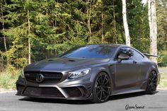 Najbardziej kontrowersyjny pakiet modyfikacji dla Mercedes-AMG S 63 Coupe? Mansory ma w tej kategorii silną pozycję! ;)  Nie można mu jednak odmówić niedoboru mocy - 1000 KM pod maską potrafi dostarczyć wrażeń, a dla wszystkich ceniących większą dyskrecję - przygotowano również delikatniejsze dodatki.  GranSport - Luxury Tuning & Concierge http://gransport.pl/index.php/mansory/mercedes-benz/s-klasa-coupe-c217.html