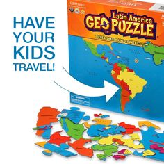 Explore the world from the comfort of your own home with GeoToys. These are the best gifts for little learners!