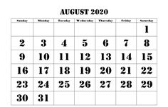 Get Blank August 2020 Calendar, Blank Calendar for August Printable August 2020 Calendar Blank Template in PDF, Word, Excel Template with Holidays Notes. Free Printable Calendar Templates, Excel Calendar, Monthly Calendar Template, Monthly Calendars, Blank Calendar, Calendar 2019 Holidays, August Calendar, Holiday Calendar, Pdf
