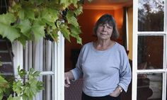 Margaret Drabble, author – portrait of the artist