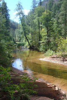 Oak Creek. Secret Mountain Wilderness Area. #Sedona #Arizona