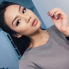 Pinterest: @barbphythian || makeup | simple natural makeup look