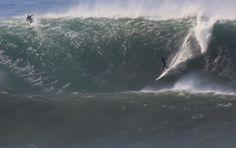 A Mavericks Mauling | SURFER Magazine