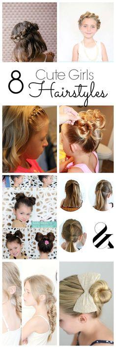 8 Cute Girls Hairstyles 8 super cute girl's hairstyles – These are so cute! 46 CUTE GIRLS Cute Braided Cute Little Girl's Ha Cute Girls Hairstyles, Princess Hairstyles, Pretty Hairstyles, Easy Hairstyles, Tips Belleza, Hair Dos, Hair Designs, Hair Hacks, New Hair