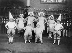 St Patrick's Day 1924 in Ireland