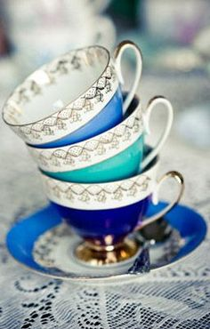 teacups teacups teacups!