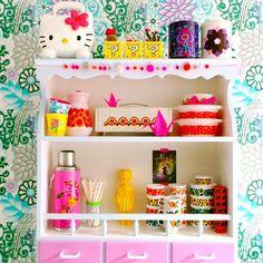Kitsch Kitchen, Judith in Wonderland blog