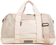 adidas by Stella McCartney Women's Yoga Bag, Pearl Rose, One Size: Shoes Pearl Rose, Yoga Bag, Tennis Clothes, Stella Mccartney Adidas, Weekender, Pearls, Amazon, Bags, Shoes