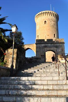 Castle de Bellver, Majorca, Spain 1 - Johnson-Miles photo