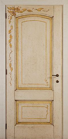 34 fantastiche immagini su porte dipinte | Doors, Windows e Antique ...