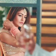 Surbhi Chandna, Best Drugstore Makeup, Girly Attitude Quotes, Stylish Girl Pic, Lehenga Designs, Beautiful Girl Indian, Tv Actors, Indian Beauty, Girl Photos