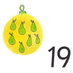 Joulukalenteri 2018 - Värinautit Christmas Bulbs, Holiday Decor, Character, Home Decor, Christmas Light Bulbs, Decoration Home, Interior Design, Home Interior Design, Home Improvement
