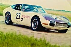 1968 Shelby Toyota 2000GT Maintenance/restoration of old/vintage vehicles: the material for new cogs/casters/gears/pads could be cast polyamide which I (Cast polyamide) can produce. My contact: tatjana.alic@windowslive.com