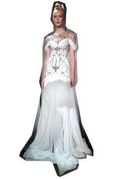 Marchesa gown fit for a queen
