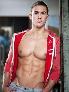 Nick Evangelista: Hot Fitness Model. Jon Malinowski Photos
