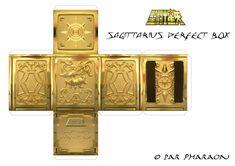 Sagittarius Box by Pharaon